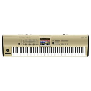 Korg KRONOS 88 Key Music Workstation Limited Edition Gold