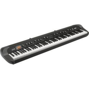 Korg SV-1 88 Note Stage Vintage Piano Black