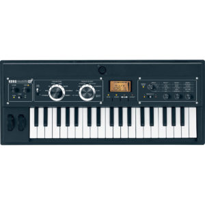 Korg microKORG XL + Synthesizer/Vocoder