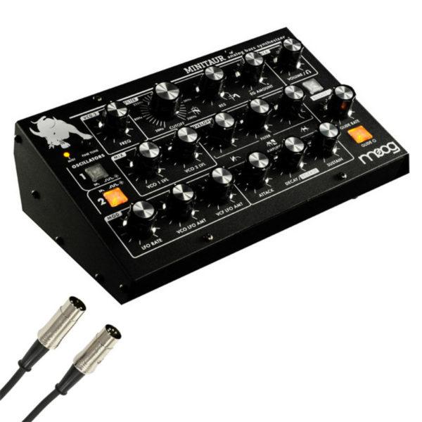 Moog MINITAUR Analog Bass Synthesizer