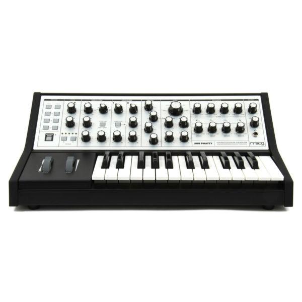 Moog Sub Phatty Analog Synthesizer