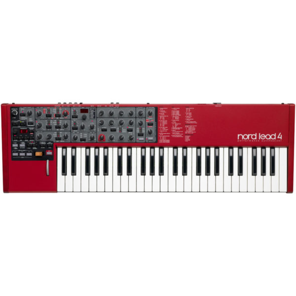 Nord Lead 4 Performance Synthesizer Keyboard