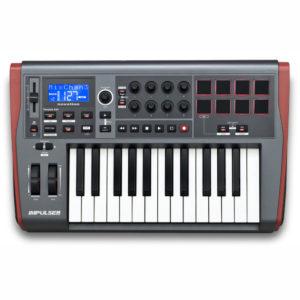 Novation Impulse 25 Key USB MIDI Controller Keyboard
