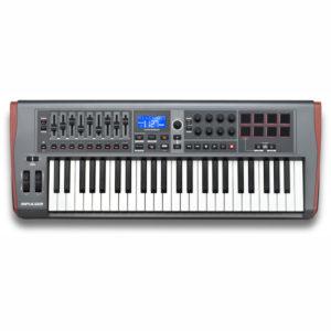 Novation Impulse 49 Key USB MIDI Controller Keyboard