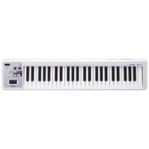 Roland A-49 MIDI Controller Keyboard White