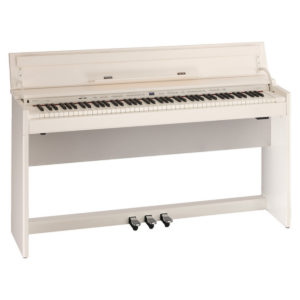 Roland DP90SE Digital Piano Polished White