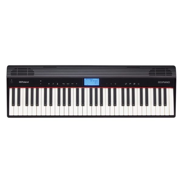 Roland Go:Piano 61 Key Digital Piano Black