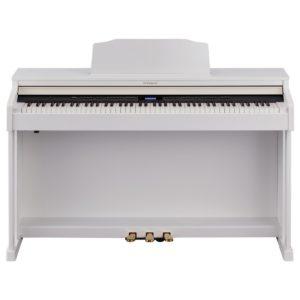 Roland HP601 Digital Piano Contemporary White