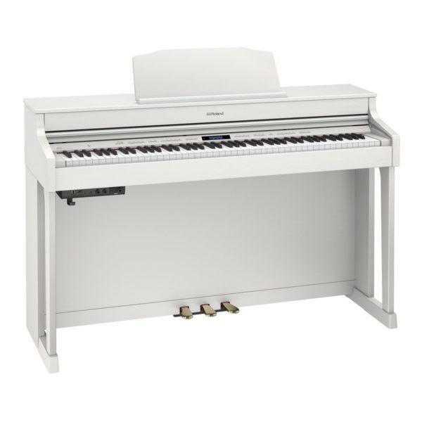 Roland HP603A Digital Piano Contemporary White