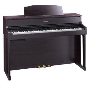 Roland HP605 Digital Piano Contemporary Rosewood