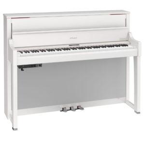 Roland LX17 Digital Piano Polished White