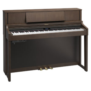 Roland LX7 Digital Piano Brown Walnut