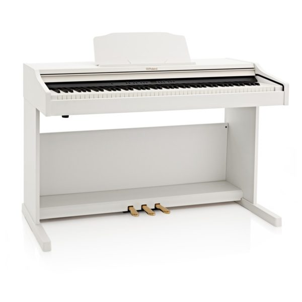 Roland RP501R Digital Piano Contemporary White