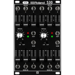 Roland System-500 530 Dual VCA Module