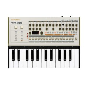 Roland TR-09 Module with K-25m Keyboard