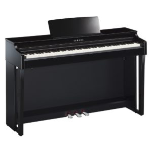 Yamaha CLP 625 Digital Piano Polished Ebony
