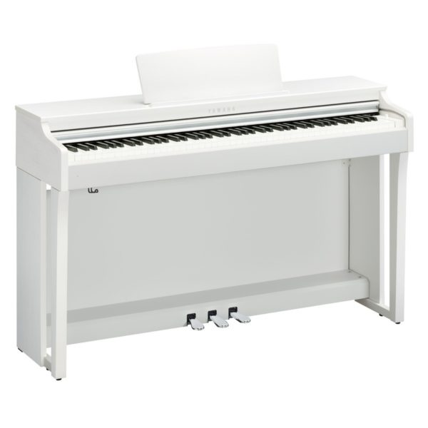 Yamaha CLP 625 Digital Piano Satin White