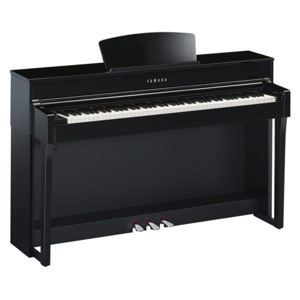 Yamaha CLP 635 Digital Piano Polished Ebony