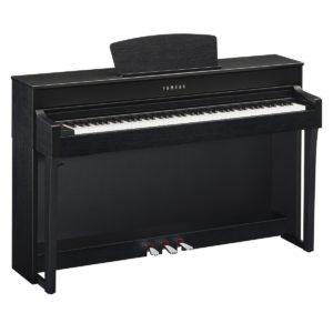 Yamaha CLP 635 Digital Piano Satin Black