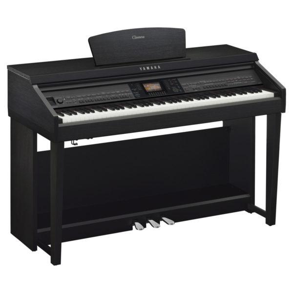 Yamaha CVP 701 Clavinova Digital Piano Black Walnut