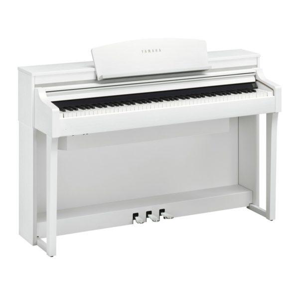 Yamaha Clavinova CSP 170 Digital Piano Satin White