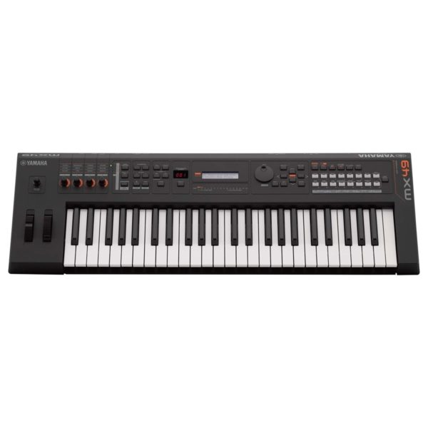 Yamaha MX49 II Music Production Synthesizer Black