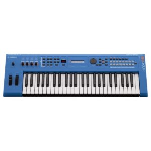 Yamaha MX49 II Music Production Synthesizer Blue