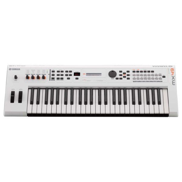 Yamaha MX49 II Music Production Synthesizer White