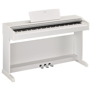 Yamaha YDP 143 Digital Piano Matte White