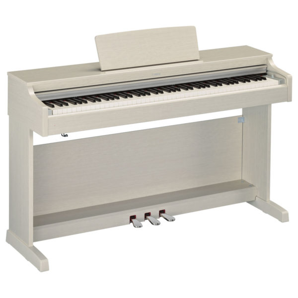 Yamaha YDP 163 Digital Piano White Ash