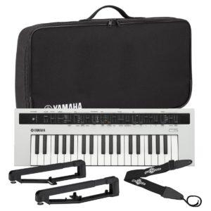 Yamaha reface CS Synthesizer With Yamaha Bag & Strap Kit