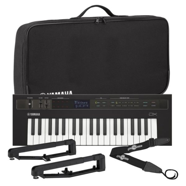 Yamaha reface DX Synthesizer With Yamaha Bag & Strap Kit