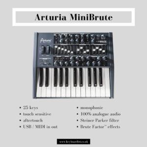 Arturia Minibrute