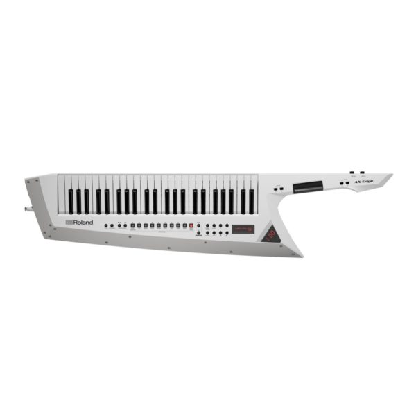 Roland AX Edge Keytar White