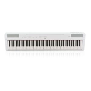 Yamaha P125-Portable Digital Piano White