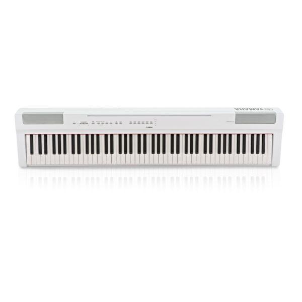 Yamaha P125-Portable Digital Piano White