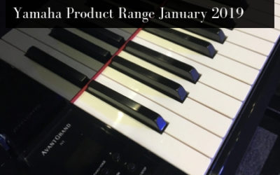 Buyers Guide: Yamaha Product Range 2019