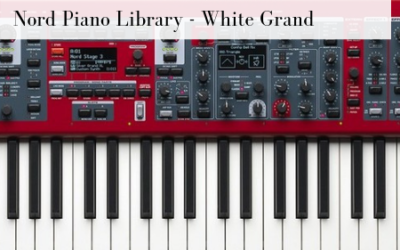 New Grand Piano Sample From Nord