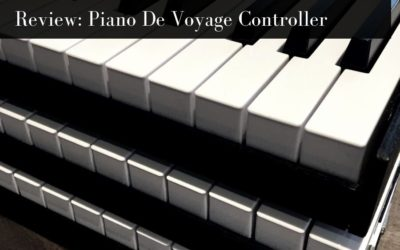 Review: Piano De Voyage Portable Controller Keyboard