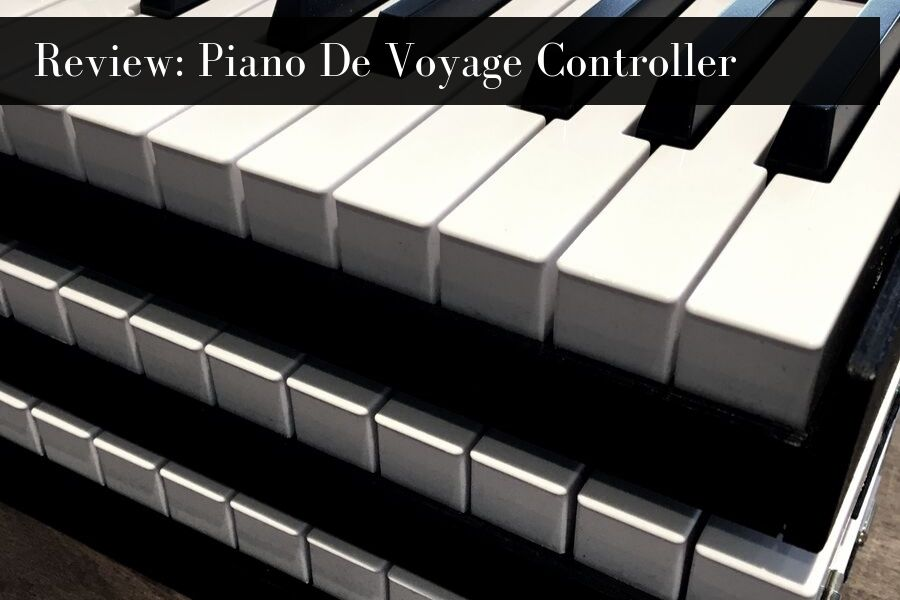 Piano De Voyage Controller Keyboard Review