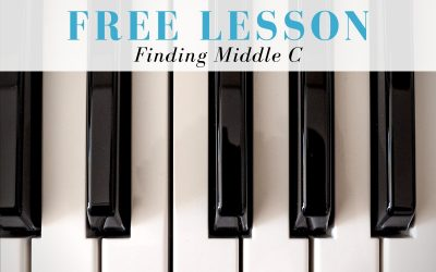 Finding Middle C On Your Keyboard